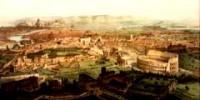 """Al Museo di Roma Palazzo Braschi la mostra """"Roma, la magnifica visione. Vedute panoramiche"""" fino al 19 Aprile"""