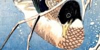 Mostre Roma: alla Fondazione Roma Museo la mostra del giapponese Hiroshige dal 17 Marzo al 7 Giugno