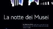 Notte dei Musei 2009: il 16 Maggio 2009 musei gratuiti. Firenze, Bologna, Treviso, Ancona, Taranto, Cosenza