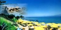 Offerte Vacanze Estate 2009: offerte viaggio Luglio 2009 in Calabria. Punta di Safò e Cittadella del Capo