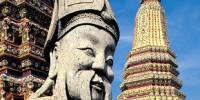 Offerte viaggio voli Italia-Bangkok con Thai Airways. Voli Low Cost Agosto-Settembre-Ottobre 2009 in Thailandia