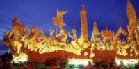 Vacanze in Thailandia: eventi Luglio-Agosto 2009 da non perdere a Ubon Ratchathani e a Bangkok