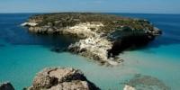 Vacanze sull' Isola di Lampedusa in Sicilia: spiagge, mare e storia. Itinerario di viaggio a Lampedusa