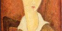 """A Milano la mostra """"Modigliani, una storia segreta"""" dal 30 Settembre al 20 Novembre 2009"""
