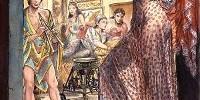 """Al Museo Nazionale Etrusco di Villa Giulia a Roma la mostra-fumetto """"Etruscomix"""" fino al 25 Ottobre 2009"""