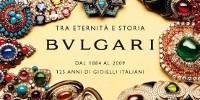 Al Palazzo delle Esposizioni di Roma la mostra dedicata ai gioielli Bulgari fino al 23 Settembre 2009