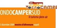 Fiera Mondo Camper Sud 2009 a Napoli dal 5 al 13 Dicembre 2009: viaggi in camper e offerte vacanze