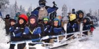 Offerta Viaggio Dicembre 2009: vacanza famiglia in Lapponia dal 4 all' 8 Dicembre 2009