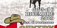 Eventi Dicembre 2009: fiera Country Christmas a Pordenone dal 3 al 6 Dicembre 2009