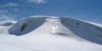 Vacanze in montagna sulla neve: la pista di Ventina a Cervinia per chi ama la montagna e sciare
