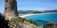 Itinerario di viaggio in Sardegna: vacanze al mare a Villasimius, sulla punta sud orientale della Sardegna