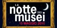 La Notte dei Musei 2010 a Roma: programma eventi gratuiti del 15 Maggio 2010 a Roma