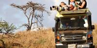 Vacanze Estate 2010 in Africa: offerta viaggio Safari in Kenya con partenze da Luglio fino ad Ottobre 2010