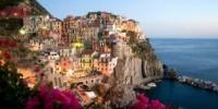 Itinerario di viaggio alle Cinque Terre: Monterosso, Vernazza, Corniglia, Menarola e Riomaggiore