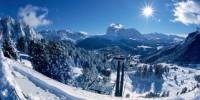 Vacanze sulla neve in Val Gardena (Dolomiti-Trentino Alto Adige): in Val Gardena in vacanza da  Dicembre