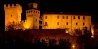 Festa Halloween 2010 al Castello di Vigoleno (Parma-Piacenza): cena e ballo in maschera 31 Ottobre 2010