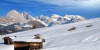 Vacanze in montagna sulla neve: Breuil-Cervinia, Sestriere, Passo Tonale, Cortina D' Ampezzo, Ortisei