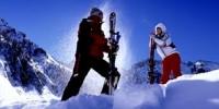 Vacanze sulla neve a Temù (in provincia di Brescia): piste da sci fino a Corno d' Aola e Pontedilegno