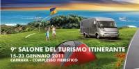 Fiera Tour.it 2011 a Carrara: la fiera del turismo per le vacanze in campeggio. Dal 15 al 23 Gennaio 2011