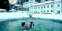 Vacanze benessere alle terme di Pré-Saint-Didier (Valle D' aosta) e vacanze sulla neve in montagna
