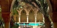 Itinerari di Viaggio - Vacanze a Marrakech in Marocco all' Hotel La Sultana con centro Benessere Spa