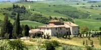 Cosa vedere in Toscana: itinerario di viaggio alle Crete Senesi (Siena-Toscana). Dove mangiare e dove dormire