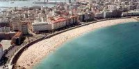 Guida viaggio in Spagna: vacanze a la Coruña. Itinerario di viaggio in Spagna a la Coruña: spiagge e luoghi