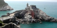 Vacanze in Liguria: immersioni subacquee a Portovenere (Cinque Terre). Isole di Palmaria, Tino e Tinetto