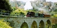 In viaggio sui treni storici d' Italia: Toscana (val d' Orcia), Sorrento e Pompei, Puglia, Sicilia e Sardegna