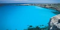 Isola di Favignana (Sicilia): le spiagge di Cala Rossa, Cala Azzurra, Lido Burrone, Marasolo e Cala Rotonda