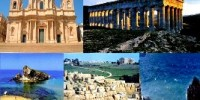 Viaggio in Sicilia: da Palermo a Cefalù, Monti Nebrodi, Taormina, Acireale, l' Etna, Ragusa, Siracusa, Agrigento