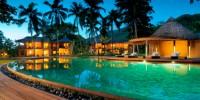 Vacanze benessere alle Seychelle all' Ephélia Resort: ville con piscina privata e centro benessere Spa