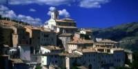 Guida viaggio in Valnerina (Umbria): Preci, Norcia, Cascia, Poggiodomo, Vallo di Nera, Cerreto di Spoleto