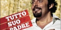 """Tour 2012 Enrico Brignano: spettacolo """"Tutto suo Padre"""". Date Gennaio-Febbraio-Marzo-Aprile 2012"""