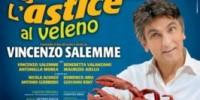"""Tour 2012 Vincenzo Salemme: spettacolo """"L' astice al Veleno"""". Date Gennaio-Febbraio-Marzo 2012"""