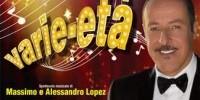 Eventi Torino 2012 - Massimo Lopez a Torino a Febbraio 2012 con lo spettacolo Varie Età