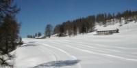 Sciare a Brusson (vacanze in Valle d' Aosta): sci di fondo, piste da discesa e sci alpinismo a Brusson