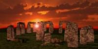 Viaggio in Inghilterra a Stonehenge (Amesbury) per vedere il tempio di Stonehenge