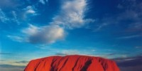 Viaggio in Australia per vedere l' Ayers Rock: il più grande monolite del mondo nell' Australia Centrale
