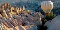 """Viaggio in Cappadocia (Turchia): i """"Camini delle Fate"""" delle valli in Cappadocia. Cosa vedere in Turchia"""