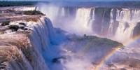 Vacanza in Argentina e Brasile (Sud America): il Parco Nazionale di Iguazù con le cascate dell' Iguazú