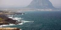 Viaggio in Corea del Sud (Asia) all' isola vulcanica di Jeju-do: una delle 7 meraviglie naturali del mondo