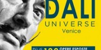 "A Venezia la mostra su Salvador Dalì: mostra ""The Dalì Universe"" fino al 31 Dicembre 2012"
