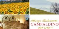Weekend nella Valle del Casentino (Arezzo-Toscana) all' Albergo Ristorante Campaldino di Ponte a Poppi