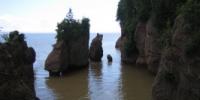 Viaggio in Nuova Scozia (Canada) nella Baia di Fundy: lo spettacolo delle più alte maree del mondo