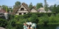 Parchi a tema a Parigi: il parco divertimenti Parc Asterix a Plailly. Vacanze coi bambini (Parigi-Francia)