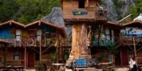 Hotel in Turchia: l' hotel Kadir Treehouses di Olympos e il Divan Cave House di Goreme (Cappadocia)