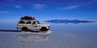 Viaggio in Bolivia (Sudamenrica) nel più grande deserto di sale del mondo: il Salar de Uyuni