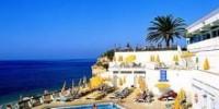 Vacanze al mare ad Armacao de Pera (Algarve-Portogallo del Sud) all' hotel Holiday Inn Algarve