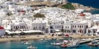 Vacanza al mare a Mykonos (Grecia): le spiagge, Chora, Ano Mera, Delos, Tinos